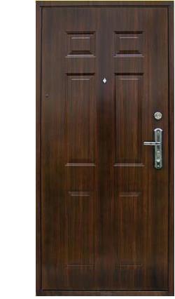 Fém biztonsági bejárati ajtó