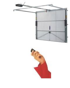 Automata garázsajtó